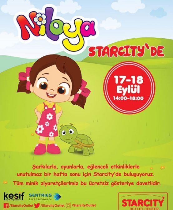 NİLOYA STARCITY'DE
